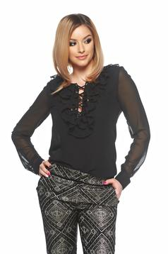Bluza PrettyGirl Beautiful Girl Black