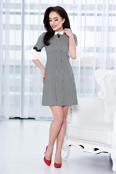 Rochie Fofy Office Sensation Black