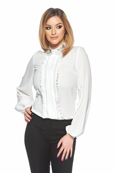 Bluza LaDonna Beautiful Style White