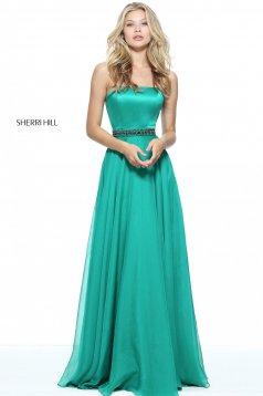 Rochie Sherri Hill 51145 Green