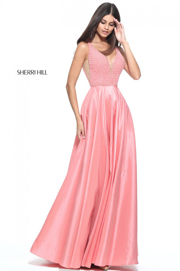 Rochie Sherri Hill 51182 Coral