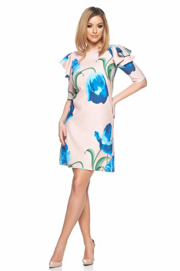 Rochie LaDonna Desire Floral Cream