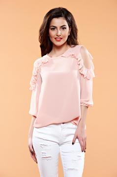 Bluza PrettyGirl Trend Look Peach