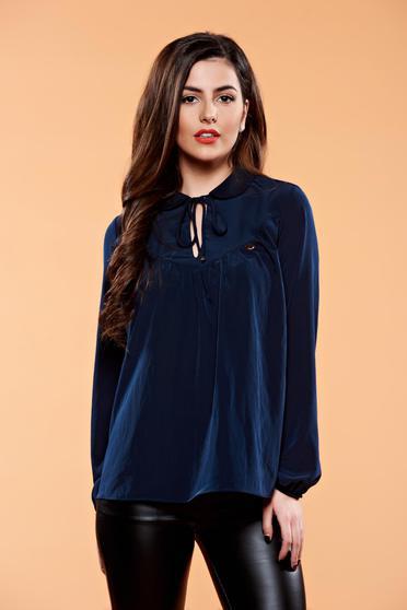 Bluza PrettyGirl Iconic Design DarkBlue