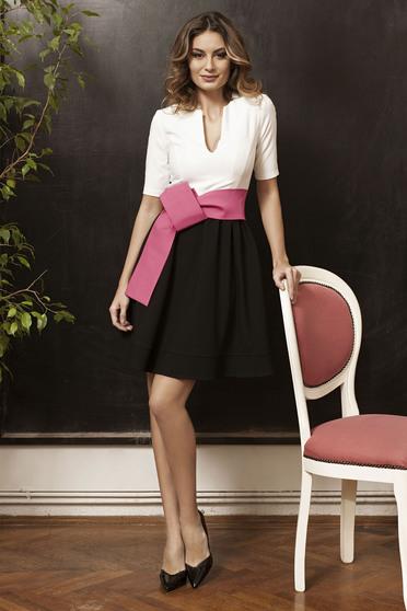 Rochie PrettyGirl Modern Design Black