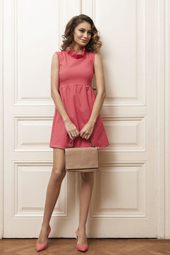 Rochie PrettyGirl Gorgeous Style Coral