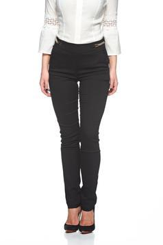 Pantaloni Fofy Beed Sensuality Black