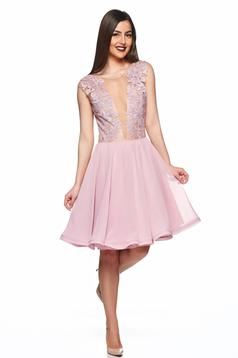 Rochie Ana Radu Lovely Emotions Rosa