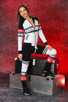 Set Ocassion Love Sport Black