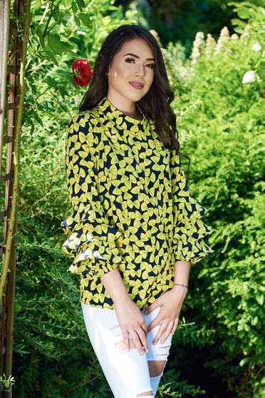 Bluza PrettyGirl Perfect Butterfly Yellow
