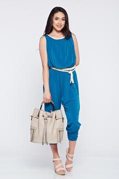 Salopeta Daniella Cristea Seriousness Turquoise