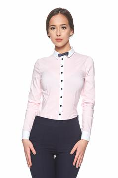 Camasa Fofy Office Time LightPink