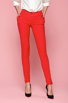Pantaloni LaDonna Classic Style Red