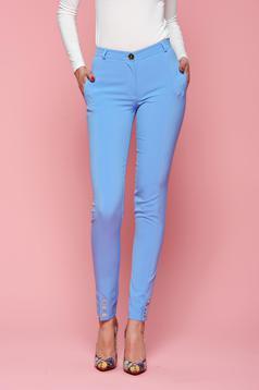 Pantaloni LaDonna Classic Style LightBlue