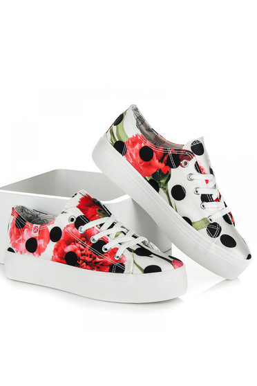 Tenisi Fashion Spring White