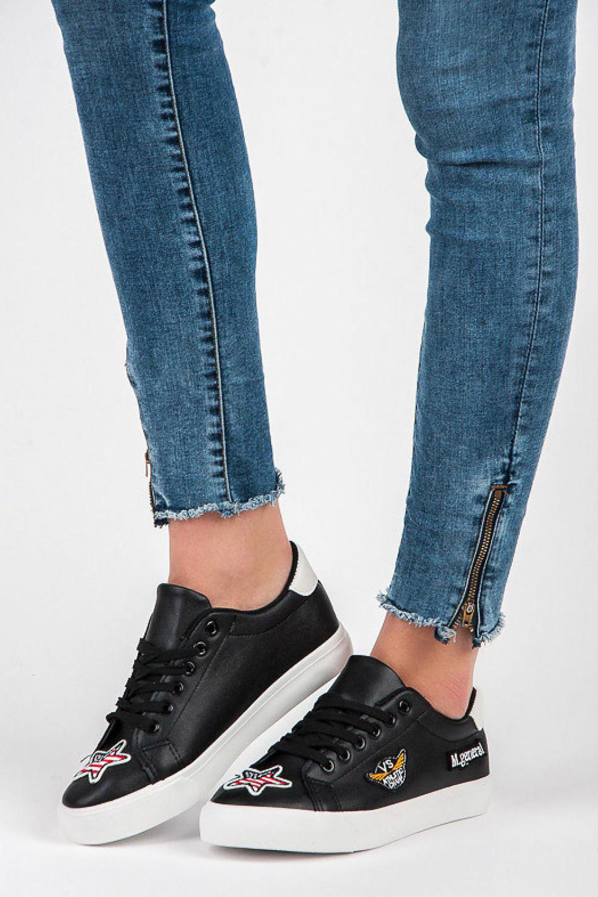 Pantofi Sport General Mood Black