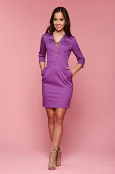 Rochie PrettyGirl Stylish Lady Purple