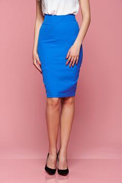 Fusta LaDonna Modesty Blue