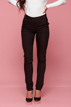 Pantaloni Fofy Royal Look Brown
