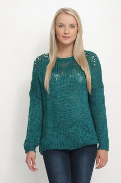 Pulover Top Secret S029300 Turquoise