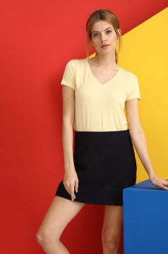 Tricou Top Secret S028160 Yellow