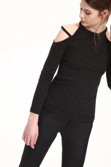 Pulover Top Secret S029412 Black
