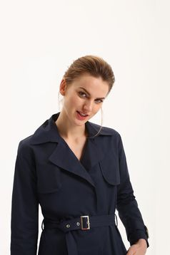 Palton Top Secret S029563 DarkBlue