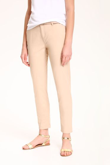 Pantaloni Top Secret S029586 Peach