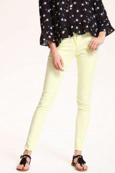 Pantaloni Top Secret S029640 Yellow