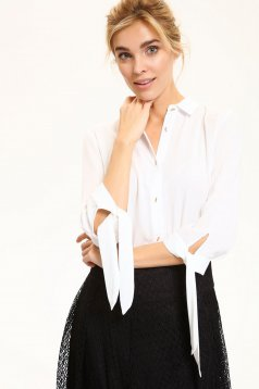 Camasa Top Secret S029765 White