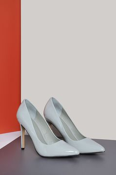 Pantofi Top Secret S029773 LightGrey