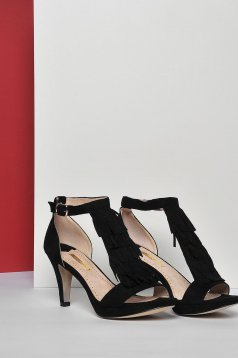 Pantofi Top Secret S029796 Black