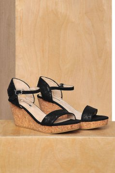 Pantofi Top Secret S029798 Black
