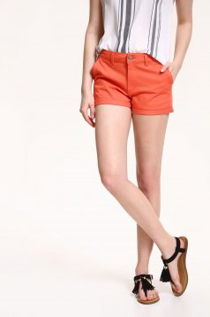 Pantalon Scurt Top Secret S029830 Orange
