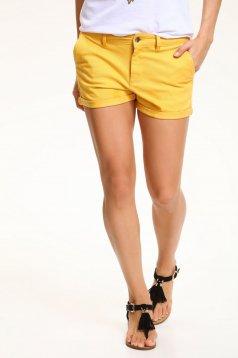 Pantalon Scurt Top Secret S029831 Yellow