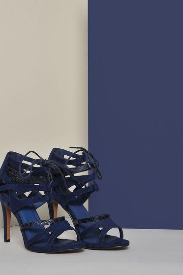 Pantofi Top Secret S029846 Blue