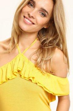 Bluza Top Secret S030325 Yellow