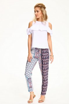 Pantaloni Top Secret S030363 Pink