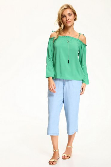 Bluza Top Secret S030593 Green