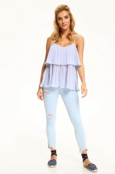 Pantaloni Top Secret S030632 LightBlue