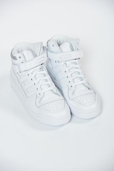 poze cu Pantofi sport Adidas Originals albi casual cu talpa usoara
