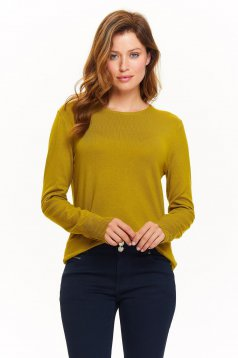 Pulover Top Secret S031796 Yellow