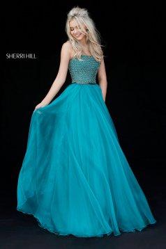 Rochie Sherri Hill 51438 jade