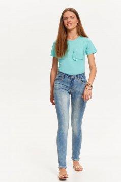 Pantaloni Top Secret S032352 Blue