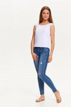 Pantaloni Top Secret S032353 Blue
