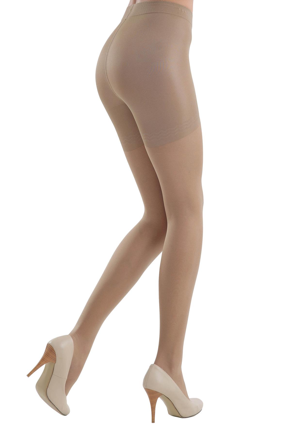 Dres dama modelator nude 20 den banda elastica care nu aluneca