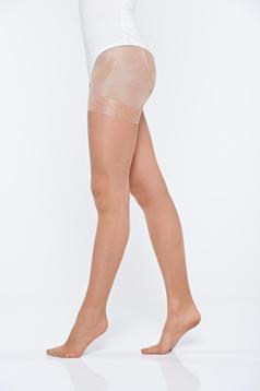 Dres dama nude modelator 20 den cu banda care nu permite alunecarea