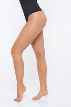 Dres dama nude 20 den cu banda care nu permite alunecarea si cusaturi plate