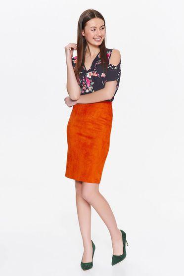 Fusta Top Secret S033627 Orange