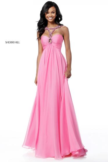 Rochie Sherri Hill 51639 Pink